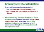 groundwater characterization1