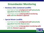 groundwater monitoring1