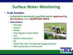 surface water monitoring4