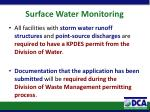 surface water monitoring5