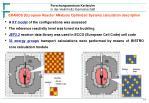 eranos european reactor analysis optimized system calculation description