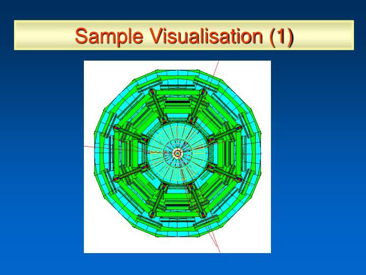 Sample Visualisation (1)