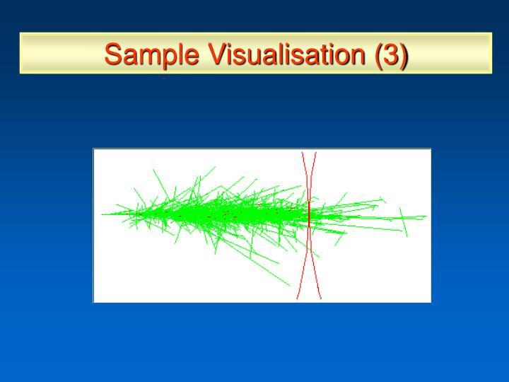 Sample Visualisation (3)