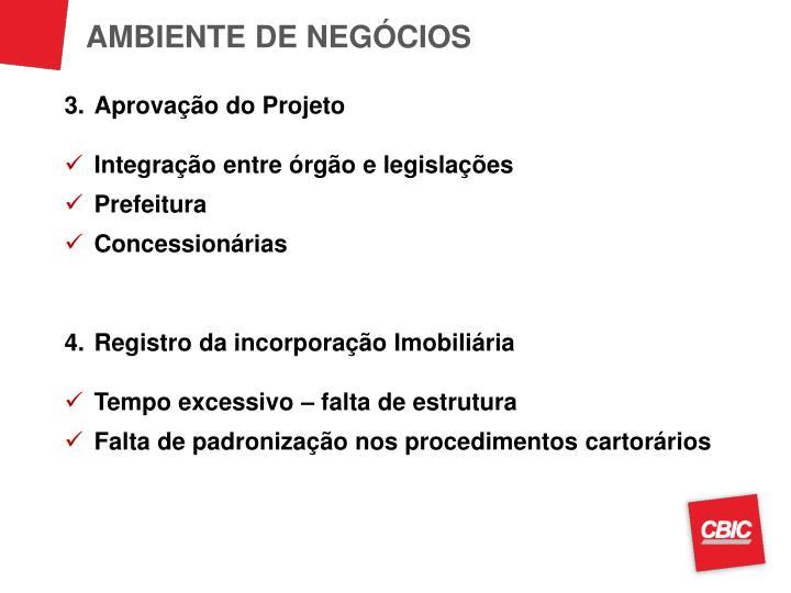 AMBIENTE DE NEGÓCIOS