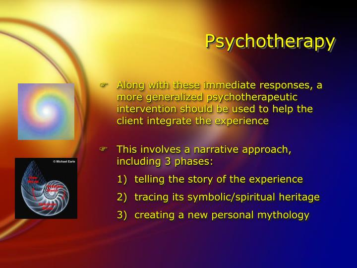 Psychotherapy