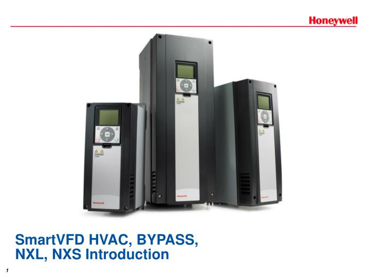 smartvfd hvac bypass nxl nxs introduction n.
