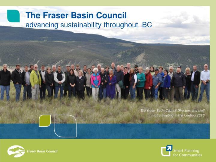 The Fraser Basin Council