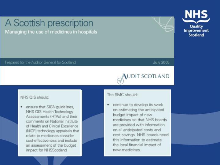 Audit Scotland 2005