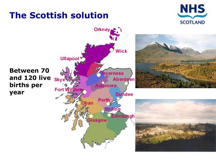 The Scottish solution