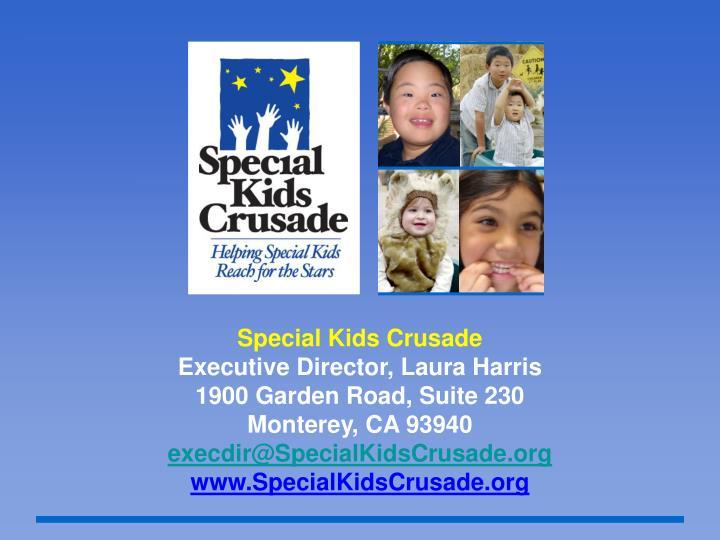 Special Kids Crusade
