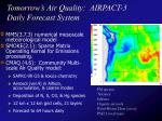 tomorrow s air quality airpact 3 daily forecast system