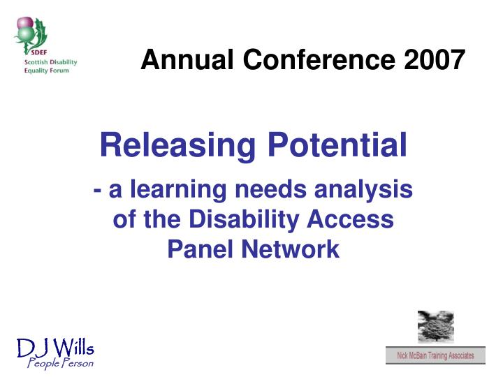 annual conference 2007 n.