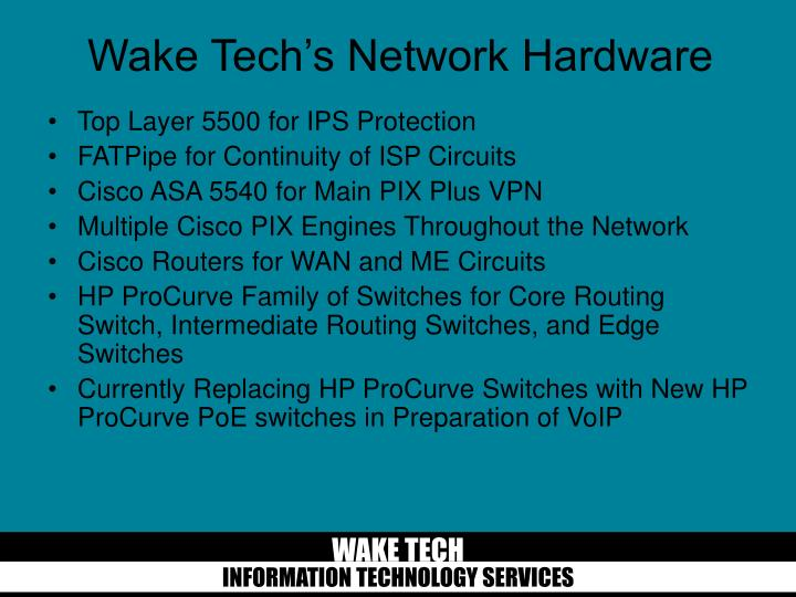 Top Layer 5500 for IPS Protection
