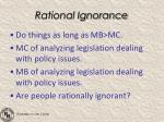 rational ignorance1