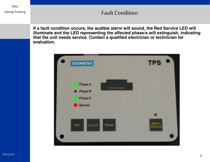 Fault Condition