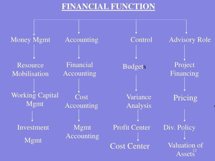 FINANCIAL FUNCTION