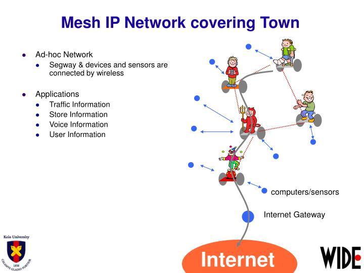 Ad-hoc Network