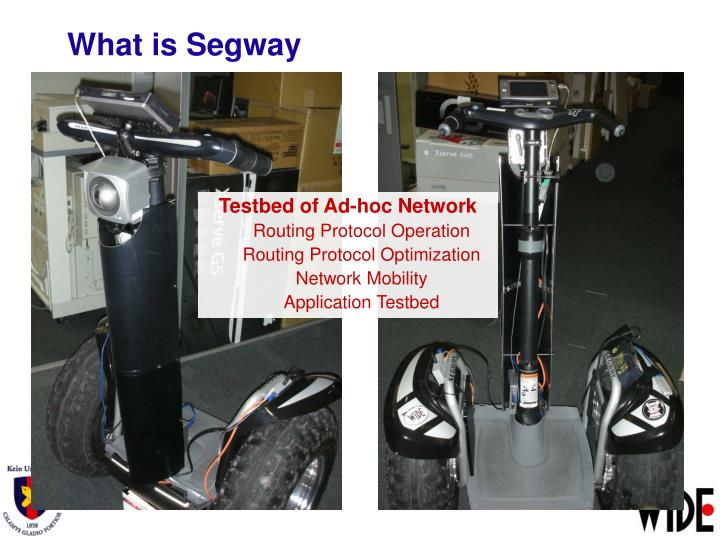 What is segway