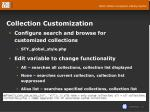 collection customization4