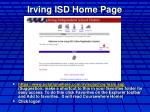 irving isd home page