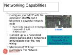 networking capabilities