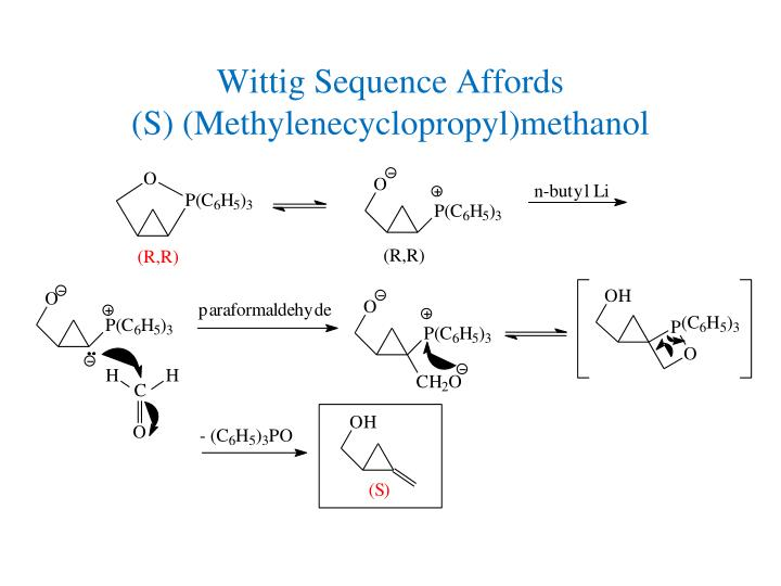 Wittig Sequence Affords