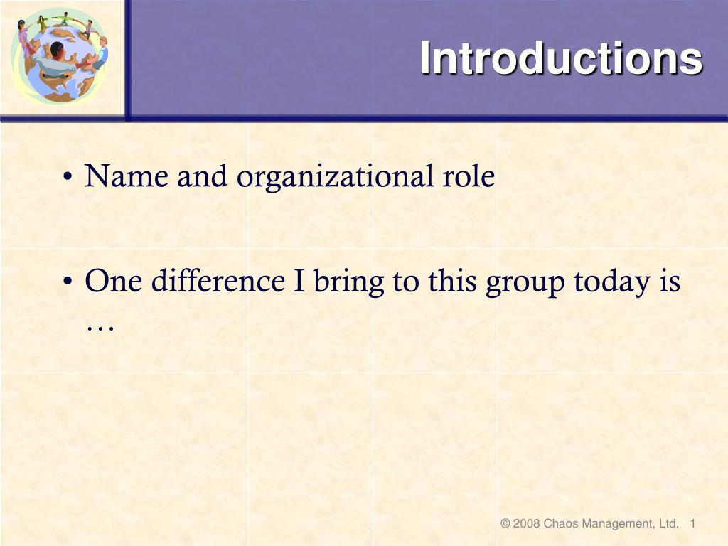 PPT - DIVERSITY 101: The What, Why and How of D