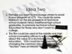 idea two1