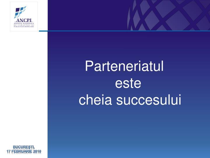 Parteneriatul