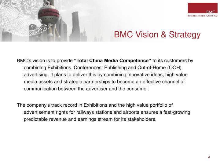 BMC Vision & Strategy