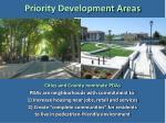 priority development areas