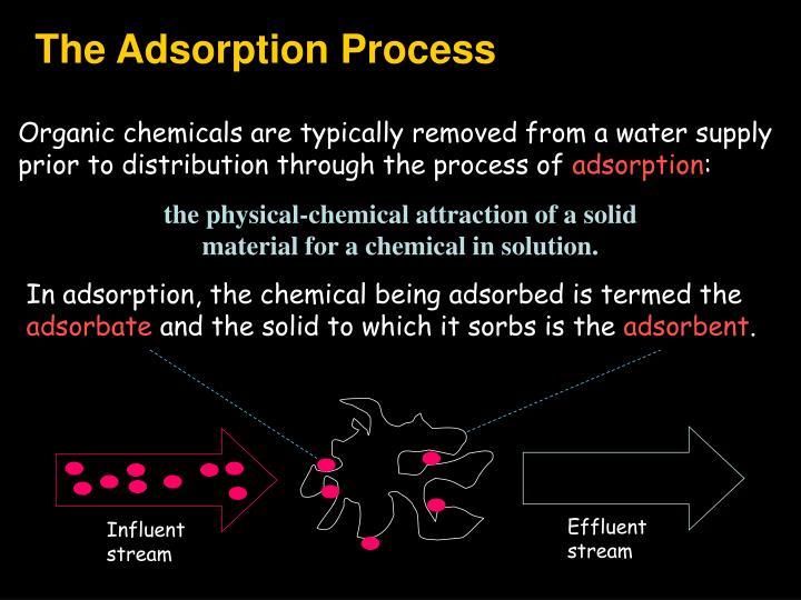 The Adsorption Process