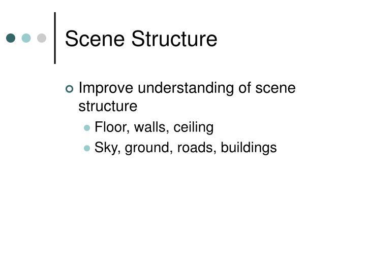 Scene Structure