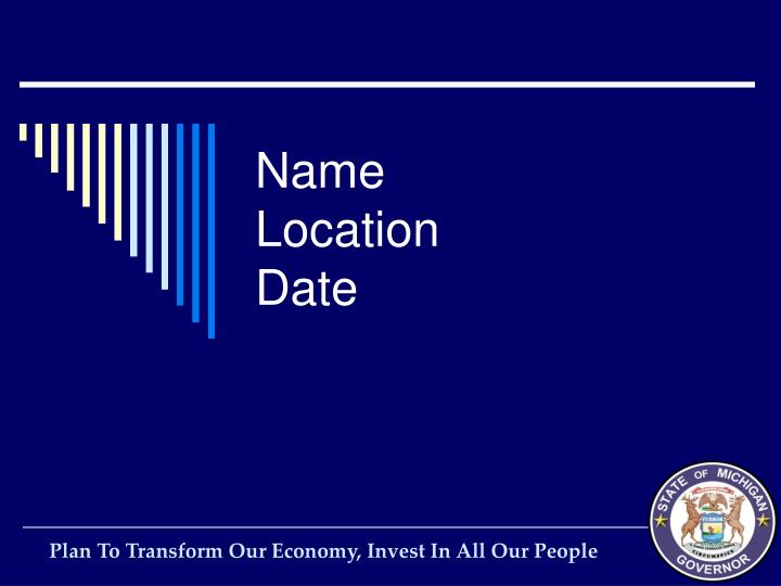 name location date n.