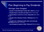 plan beginning to pay dividends3