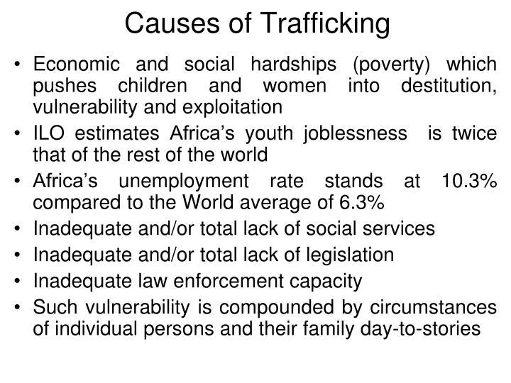 Causes of Trafficking
