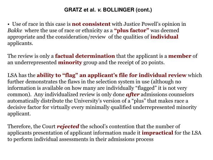 GRATZ et al.