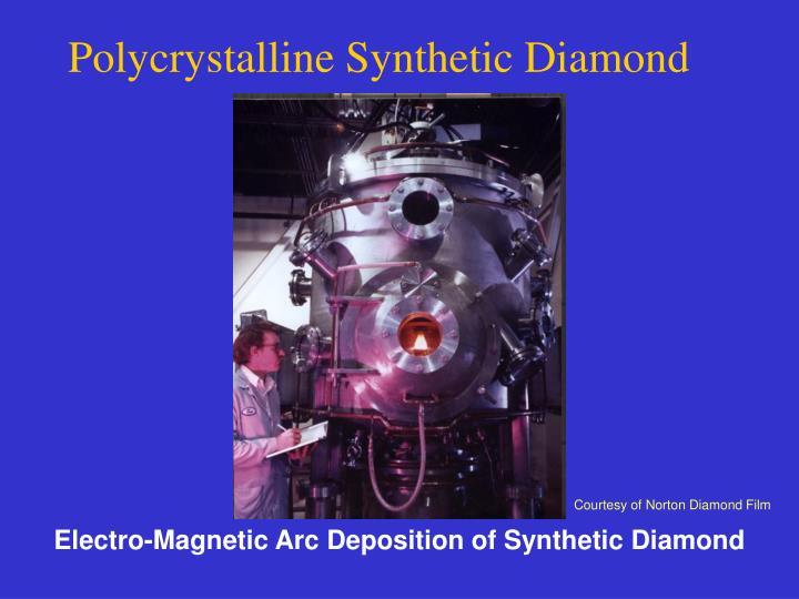 Polycrystalline Synthetic Diamond