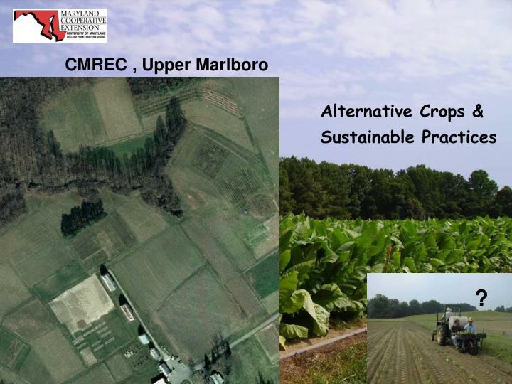 CMREC , Upper Marlboro