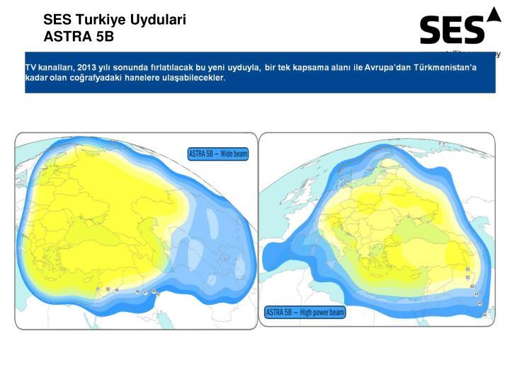 SES Turkiye Uydulari