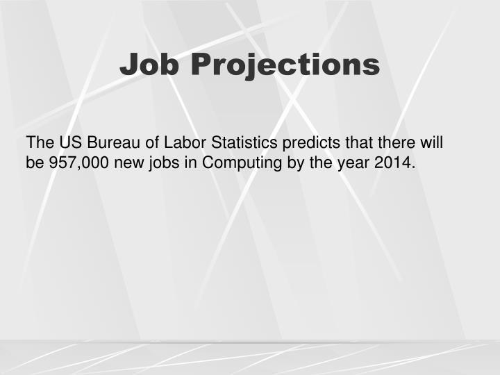 Job Projections