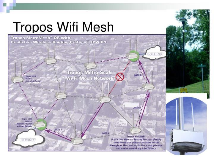 Tropos Wifi Mesh