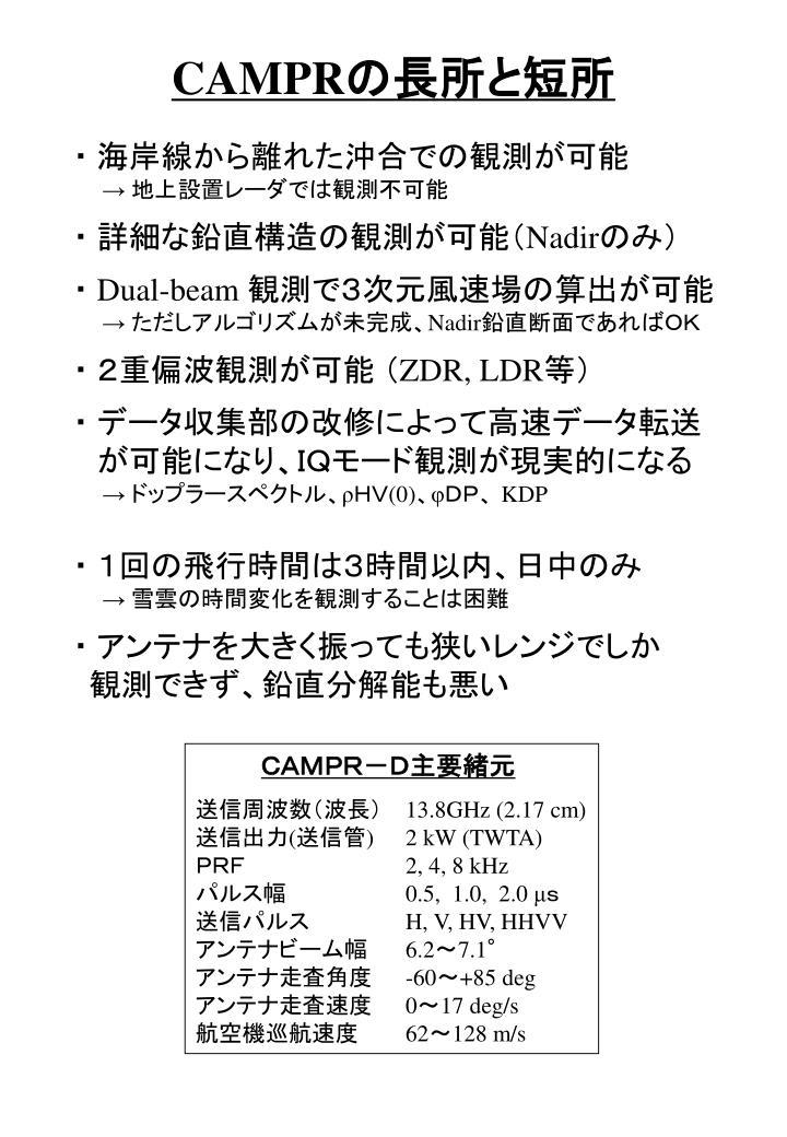 CAMPR