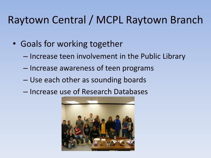 Raytown Central / MCPL Raytown Branch