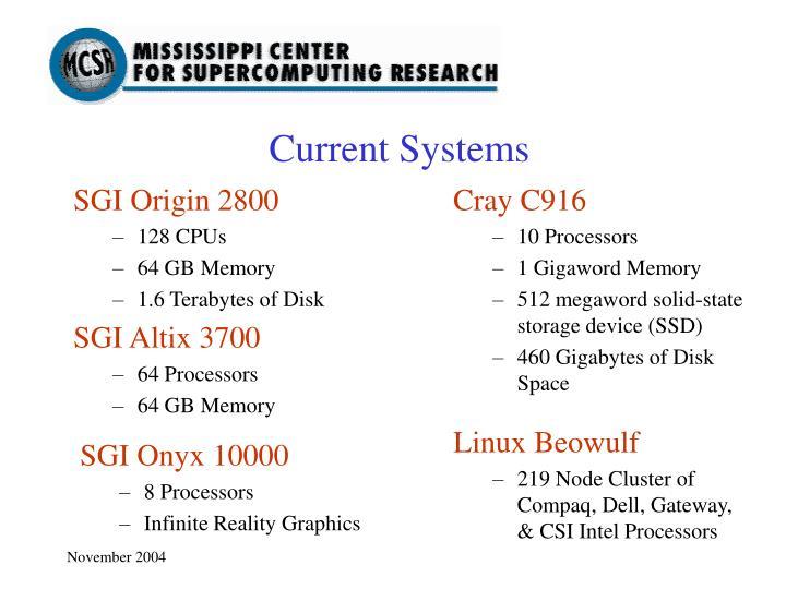 SGI Origin 2800