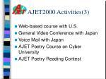 ajet2000 activities 3