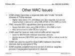 other mac issues