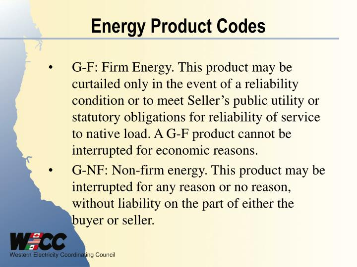 Energy Product Codes