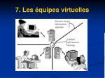 7 les quipes virtuelles
