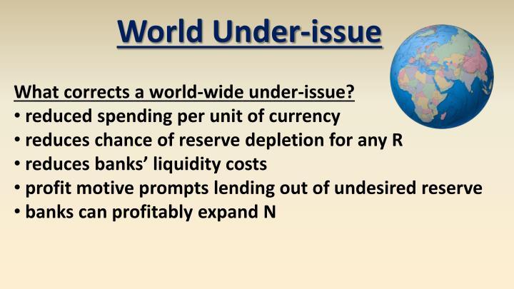 World Under-issue